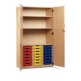 SHELVING & CUPBOARDS