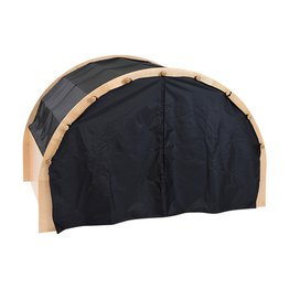 Play Pod & Canopy & 2 Sets of Curtains