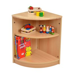 RS Corner Shelf Unit