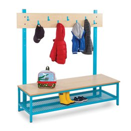 Cloakroom Bottom With Boot Rack