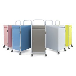 Gratnells PowerTray Trolley
